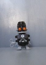Pepper Shaker Robot