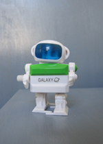 'Galaxy' Wind-Up Robot