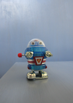 Little Wind-Up Robot